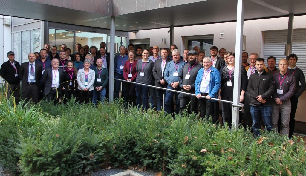 Teilnehmer des 35. Workshops des Anwenderkreises Atmosphärendruckplasma
